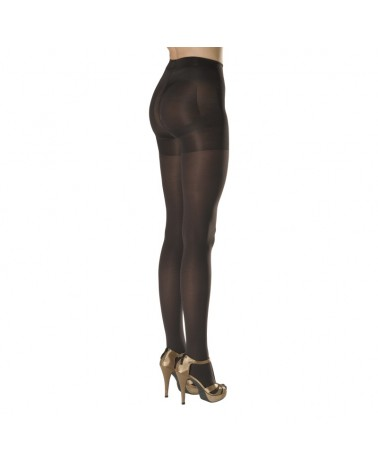 PANTY REDUCTOR OPACO 60 D. FULLCOLOUR 900 Negro